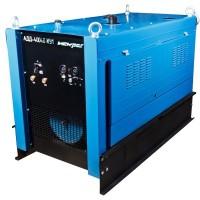 Агрегат дизельный для сварки в полевых условиях АДД - 4004 + ВГ + Печь