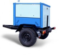 Агрегат дизельный для сварки в полевых условиях АДД - 5001 П