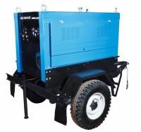 Агрегат дизельный для сварки в полевых условиях АДД-4004ПР И У1 на шасси