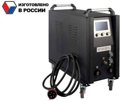 Аргонодуговая сварка EvoTig 400 P DC