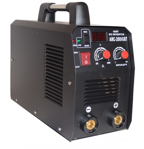 Для ручной дуговой сварки (ММА) ARC-200 IGBT