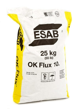 Сварочный флюс ESAB OK Flux 10.71 25kg (ЭСАБ-СВЭЛ)