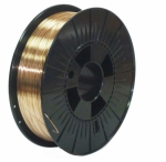 Сварочная проволока CuAl8 (БрА7) D=1,2 мм, 5 кг